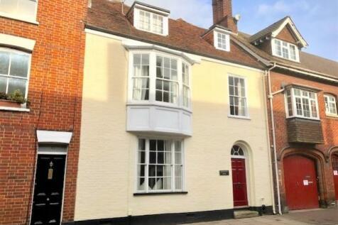 Dorchester House Bedwin Street, Salisbury, SP1 3UT. 5 bedroom terraced house