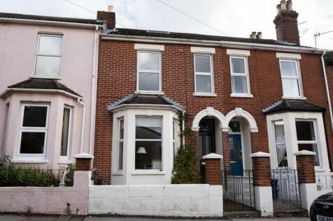 36 Queens Road, Salisbury, SP1 3AG. 3 bedroom terraced house for sale