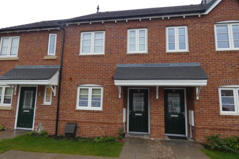 Christie Way, Wellington, Telford. 3 bedroom terraced house