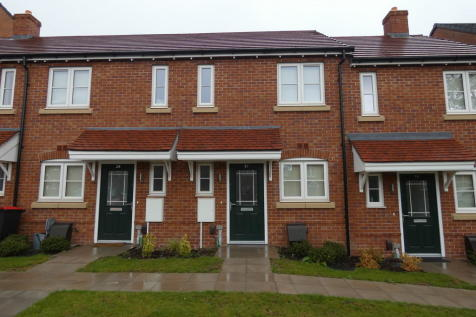 Burgess Road, Wellington, Telford. 2 bedroom terraced house