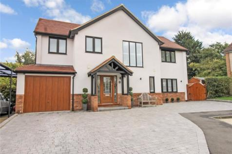 Lordship Close, Hutton, Brentwood, Essex, CM13. 5 bedroom detached house for sale
