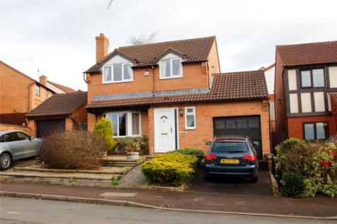 Vaga Crescent, Wyecroft Park, Ross On Wye, Herefordshire, HR9. 4 bedroom detached house