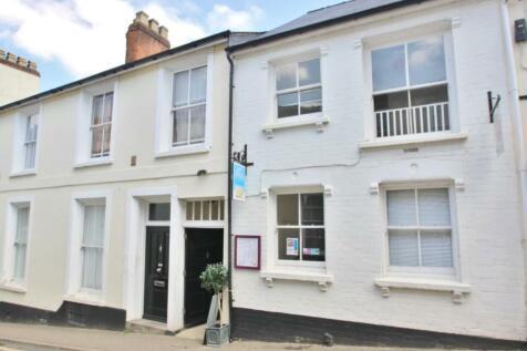 Thorpe House, Church Street, Ross-On-Wye, Herefordshire, HR9. Studio apartment