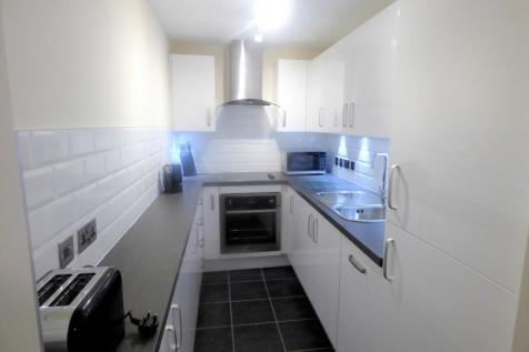Flat 4 Percy Street, Coventry, West Midlands, CV1. 1 bedroom apartment