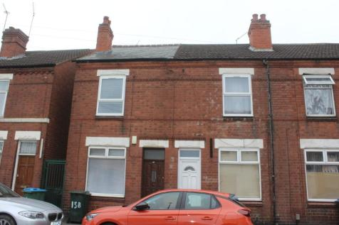 Harnall Lane East, Coventry, West Midlands, CV1. 3 bedroom terraced house