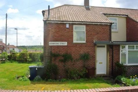 Ashbrooke Street, Newcastle Upon Tyne, NE3. 2 bedroom semi-detached house