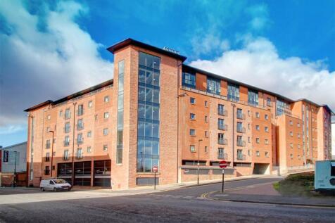 Rialto Building, Melbourne Street, Newcastle upon Tyne, Tyne and Wear, NE1. 2 bedroom duplex