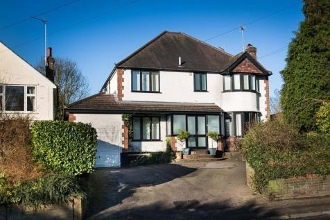Harpenden Road, St. Albans. 5 bedroom detached house