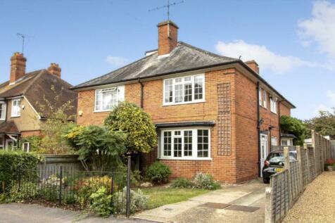 Bulmershe Road, Reading. 3 bedroom semi-detached house