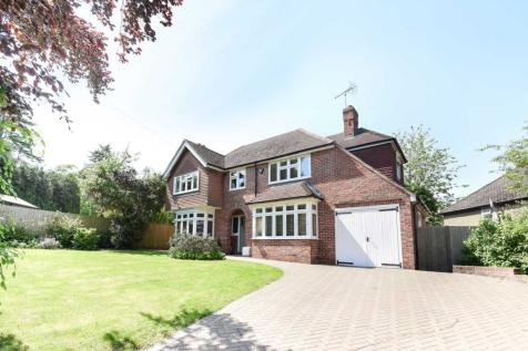 Alexandra Road, Reading. 5 bedroom detached house for sale