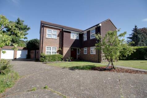 Lancaster Close, Reading. 5 bedroom detached house