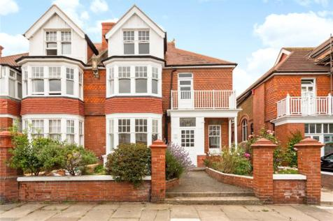 Aymer Road, Hove, East Sussex, BN3. 6 bedroom semi-detached house for sale