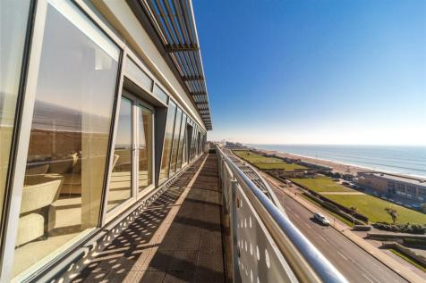 Horizon, 205-209 Kingsway, Hove, East Sussex, BN3. 3 bedroom apartment for sale