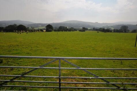 Cynwyd, Corwen. Land for sale