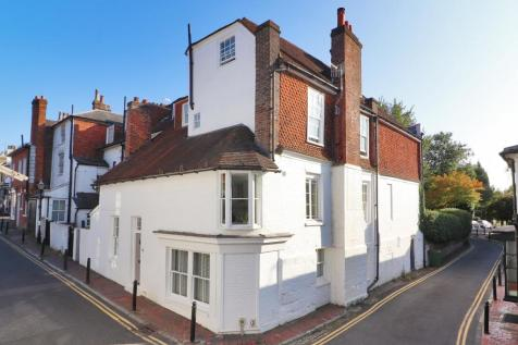 Little Mount Sion, Tunbridge Wells, TN1. 4 bedroom house for sale