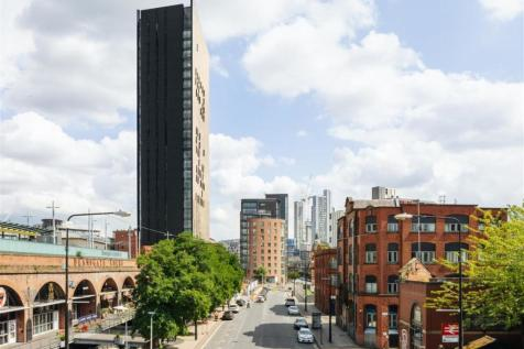 Axis Tower, Albion Street Manchester M1. 3 bedroom apartment