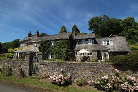 Netherhope Lane, Tidenham, Chepstow. 5 bedroom country house