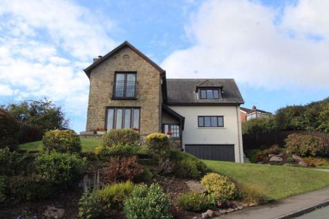 Shirenewton, Chepstow. 4 bedroom detached house for sale
