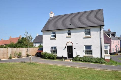Stryd Camlas, Cwmbran. 4 bedroom detached house