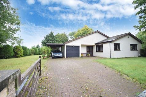 Sluvad, Pontypool. 3 bedroom bungalow