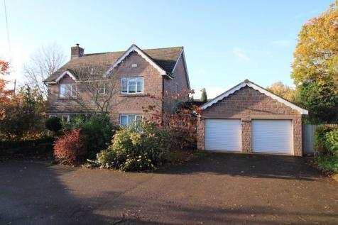 Watery Lane, Monmouth. 4 bedroom detached house for sale