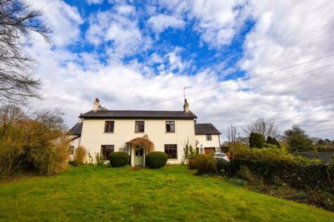 Great Oak Road, Bryngwyn, Raglan, Usk . 7 bedroom detached house for sale