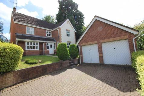 Berryfield Rise, Osbaston, Monmouth, Monmouthshire property