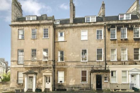 Brunswick Place, BATH. 1 bedroom apartment