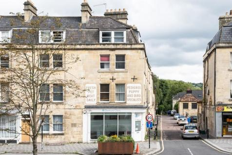 Walcot Buildings, Bath. 1 bedroom apartment