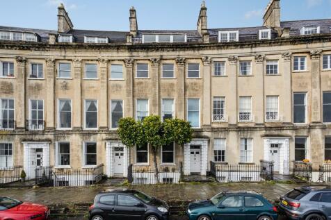 Camden Crescent, Bath. 2 bedroom apartment for sale