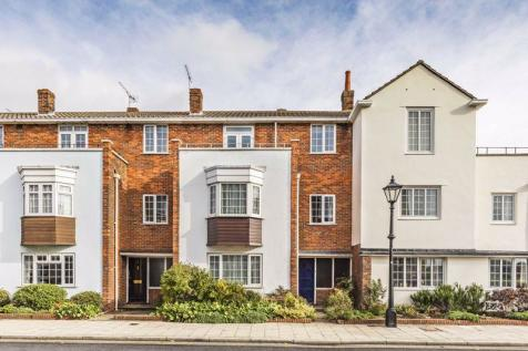 Pembroke Road, Old Portsmouth. 4 bedroom terraced house for sale