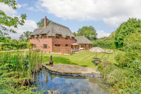 Clay Coton, Northamptonshire. 5 bedroom detached house for sale