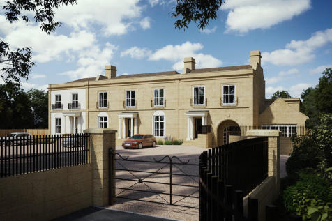 Hilperton Road, Trowbridge. 5 bedroom town house
