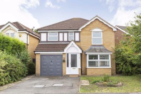 Wheatfield Drive, Bradley Stoke, Bristol, BS32. 4 bedroom detached house