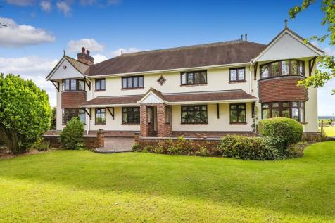 Great Chatwell, Newport. 5 bedroom detached house