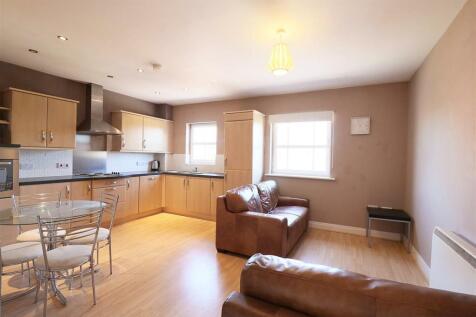 Lancaster Way, Brough. 1 bedroom flat