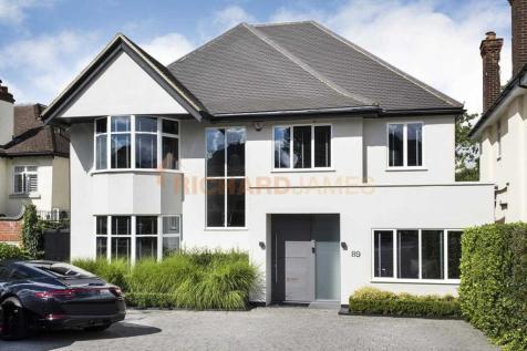Uphill Road, Mill Hill. 5 bedroom detached house