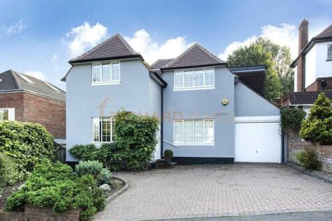 Highwood Hill, Mill Hill. 4 bedroom detached house