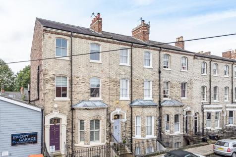 Priory Street, Bishophill, York, YO1 6EX. 5 bedroom house