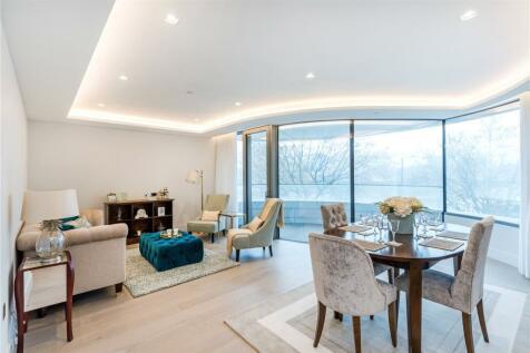 The Corniche, SE1. 3 bedroom apartment for sale