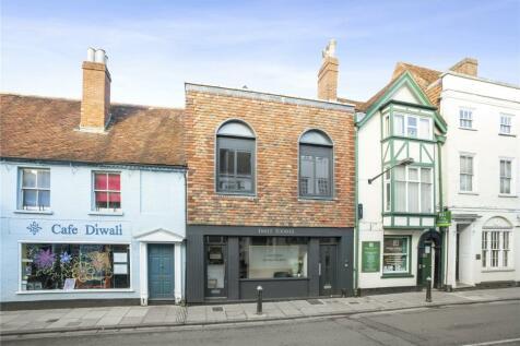 Crane Street, Salisbury, Wiltshire, SP1. 3 bedroom flat for sale