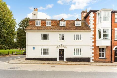 Bedwin Street, Salisbury, Wiltshire, SP1. 6 bedroom end of terrace house