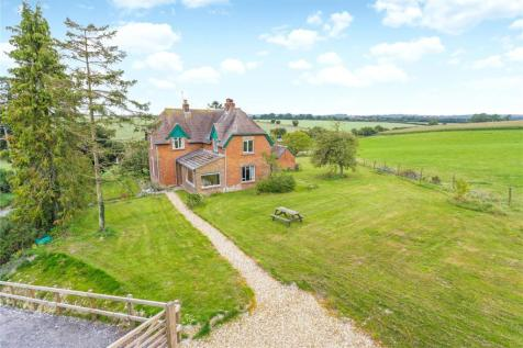 Pentridge, Salisbury, Wiltshire, SP5. 3 bedroom detached house
