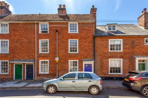 St. Martins Church Street, Salisbury, Wiltshire, SP1. 4 bedroom terraced house for sale