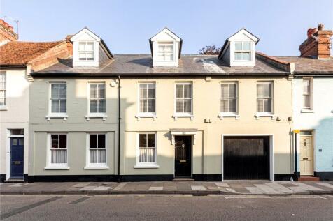 St. Ann Street, Salisbury, Wiltshire, SP1. 4 bedroom house for sale