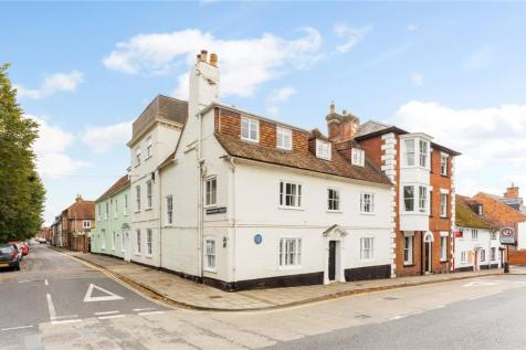 Bedwin Street, Salisbury, Wiltshire, SP1. 6 bedroom end of terrace house for sale