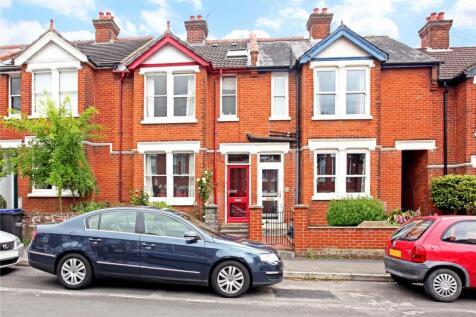 Belle Vue Road, Salisbury, Wiltshire, SP1. 4 bedroom terraced house for sale