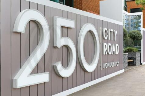 250 City Road, London, EC1V - Apartment / 2 bedroom apartment for sale / £1,050,000