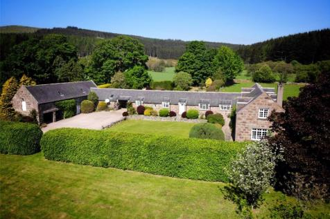 Craigton Steading, Banchory, Aberdeenshire, AB31. 5 bedroom detached house for sale