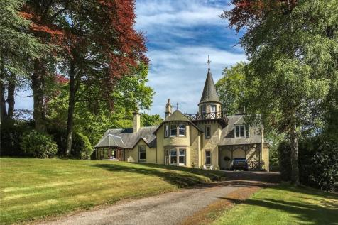 Wynndun, Corsee Road, Banchory, Aberdeenshire, AB31. 5 bedroom detached house for sale